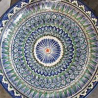 Узбекская посуда ручной росписи