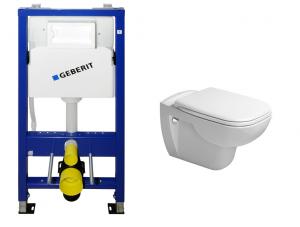Комплект: Geberit Duofix 3в1, унитаз KOLO Style  Rimfree, сидение Duroplast soft-close