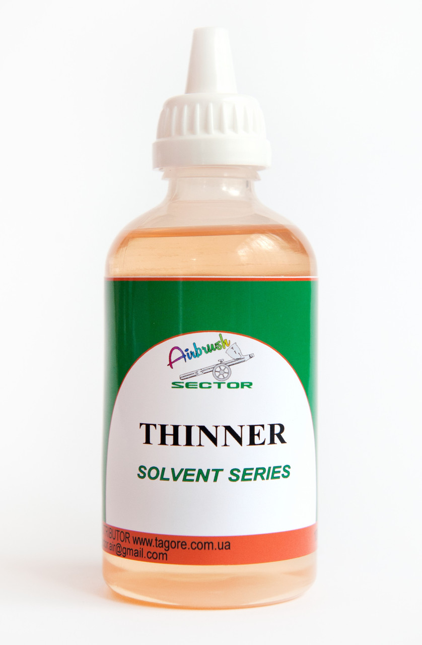 THINNER solvent series 120 ml