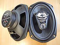 Автомобильная акустика Megavox MAC-9778L 6x9 овалы (300W) трехполосные