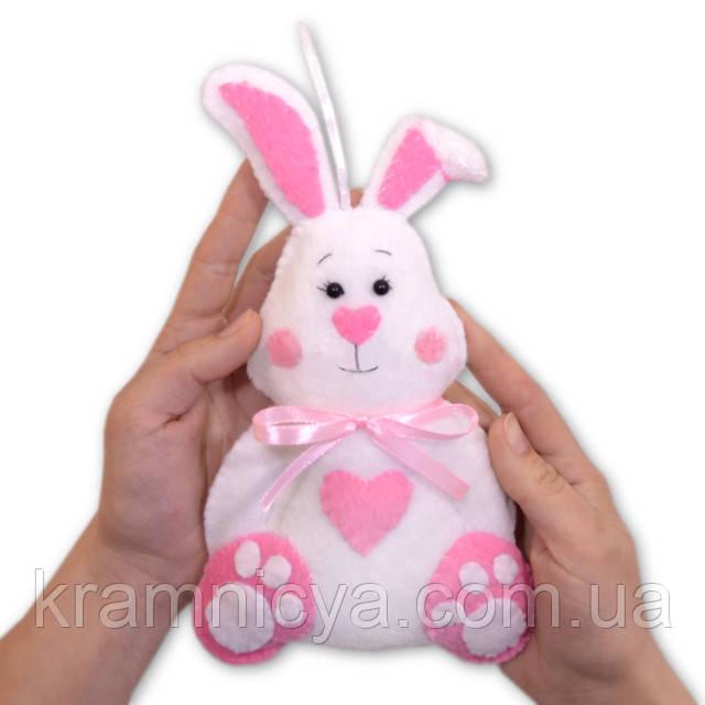 Пошив мягкой игрушки своими руками зайчик