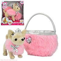 Собачка в сумочке Кикки M 3481