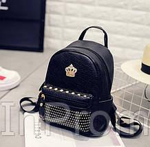 Рюкзак Crown Black, фото 2