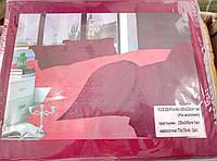 Хлопковый постельный комплект евро