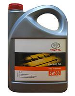 Моторное масло Toyota Fuel Economy 5w30  5л