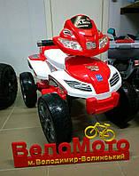Квадроцикл электромобиль Bambi M 0417