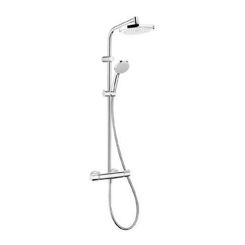 Verso 220 Showerpipe Душевая система с термостатом