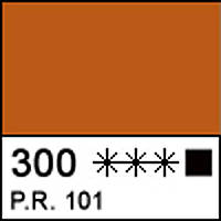 Краска акриловая художественная МАСТЕР-КЛАСС английская красная 46 мл. ЗХК 352405 Невская палитра