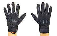 Рукавиці тактичні BLACKHAWK з пальцями р. М, ХХL