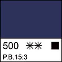 Краска акриловая художественная СОНЕТ голубая ФЦ 75 мл. ЗХК 351862 Невская палитра