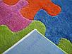 Ковер ворсовый для детской комнаты Пазл, фото 5