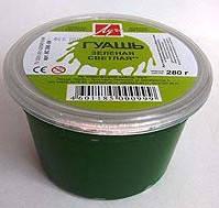 Гуашь зеленая светлая 225 мл. 0.28 кг 8С398-08 230017 Луч