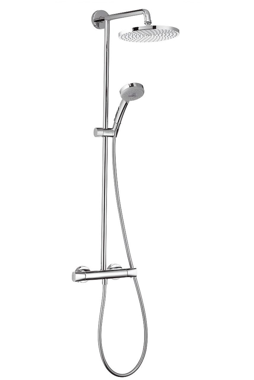 Showerpipe Verso 240 Душова система з термостатом