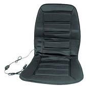Накидка сидения с подогревом DK-514BK 12V 35/45W размер:95*45см