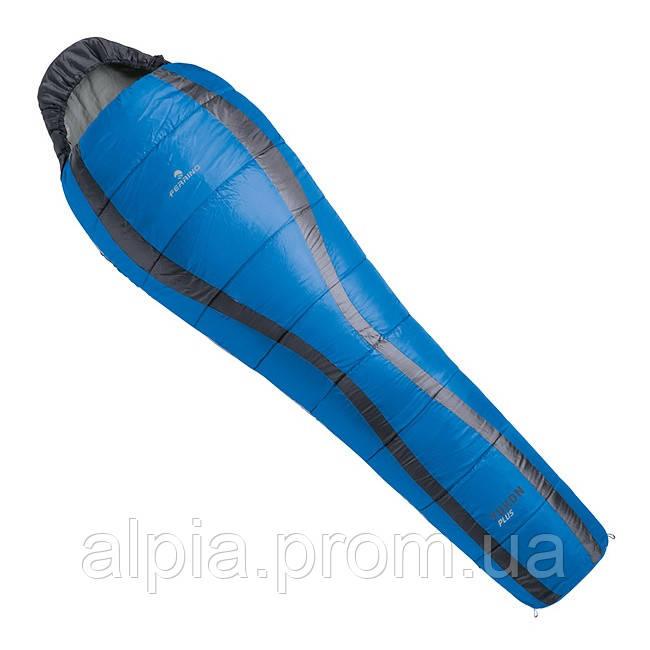 Спальный мешок Ferrino Yukon Plus/+4°C Blue (Left)