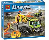 Конструктор Bela 10639 Urban Вездеход исследователей вулканов 342дет