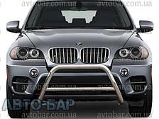 Кенгурятник на BMW X5 e70 (2006-2013) БМВ х 5