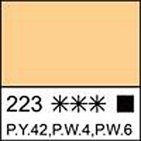 Краска масляная МАСТЕР-КЛАСС неаполитанская жёлто-палевая, 46мл ЗХК