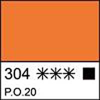 Краска темперная МАСТЕР-КЛАСС кадмий оранжевый, 46мл ЗХК