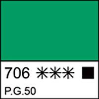 Краска темперная МАСТЕР-КЛАСС кобальт зеленый светлый, 46мл ЗХК