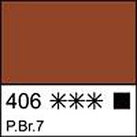 Краска темперная МАСТЕР-КЛАСС сиена жженая, 46мл ЗХК