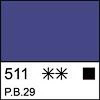 Краска темперная МАСТЕР-КЛАСС ультрамарин, 46мл ЗХК