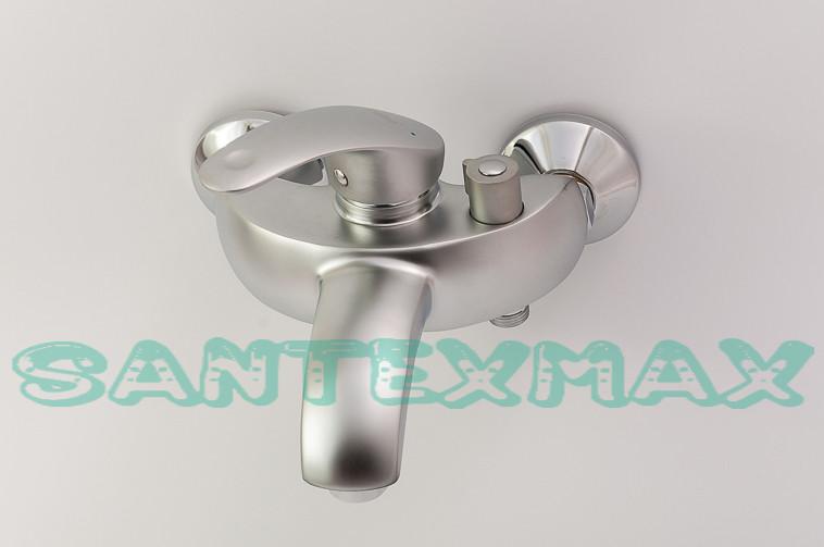 Смеситель для ванной и душа Haiba Mars 009 Euro Satin