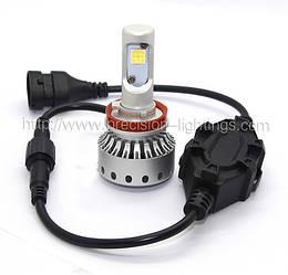 H8 PL-11G Mini Size LED Headlight Premium Short (5000Lm) CREE-XHP50+Canbus Function