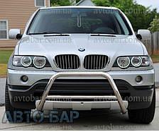 Кенгурятник на BMW X5 e53 (2000-2007) БМВ х 5