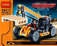Конструктор серии (аналог Lego Technik)Decool 3347 - Telehandler\Телескопический Погрузчик