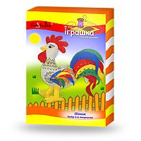 Набор для творчества 'Петушок', серия Мягкая игрушкa