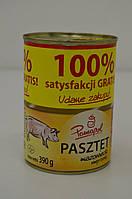Свиной паштет Pamapol, 390 грамм Польша