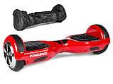 """Електро скейборд 6.5"""" гіроскутер, Powermat + сумка, фото 3"""