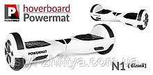 """Електро скейборд 6.5"""" гіроскутер, Powermat + сумка"""