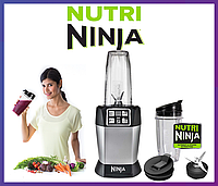Стационарный блендер Nutri Ninja Auto iQ 1000W