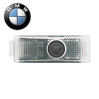 Подсветка в двери авто BMW
