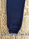 Трикотажные спортивные брюки с начесом для мальчиков  S&D 116-146   р.р., фото 5