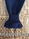 Трикотажные спортивные брюки с начесом для мальчиков  S&D 116-146   р.р., фото 6