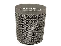 """Корзина для хранения Curver """"Knit"""" 00775 (0.6л)"""