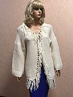 Тёплый вязаный женский кардиган Glamorous 42р (L)