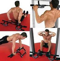 Турник настенный Iron Gym (Айрон Джим) – универсальный домашний тренажер. Хорошее качество. Код: КДН2275