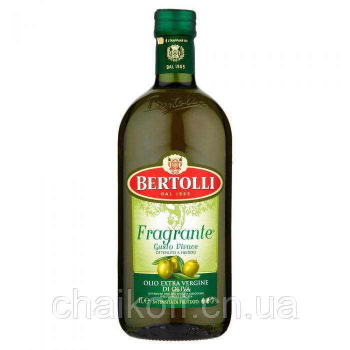 Масло оливковоеBertolliFragranteExtra Vergine FragranteExtra Vergine di oliva 1 л.( Италия)