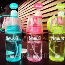 Бутылочка NewButton