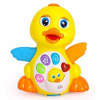 Игрушка Желтый утенок Hola Toys (808), фото 1