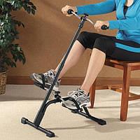Тренажер велосипед для дома Dual Bike. Реабилитационный велотренажер. Высокое качество. Купить. Код: КДН2276