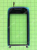 Сенсор Nokia C7-00 с рамкой Оригинал Китай Черный