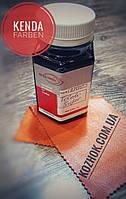 Краска для кожи,замши,нубукаToledo Super цв.Оранжевый 100мл