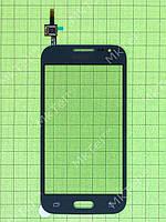 Сенсор Samsung Core Prime Duos G360H Оригинал элем. Черный