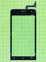 Сенсор Asus ZenFone 5 A501CG Оригинал элем. Черный