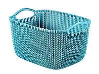 """Корзина для хранения Curver """"Knit"""" 03674 (8л)"""